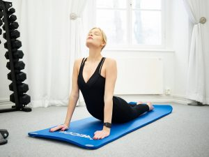 Yogatränining i Ljusgym